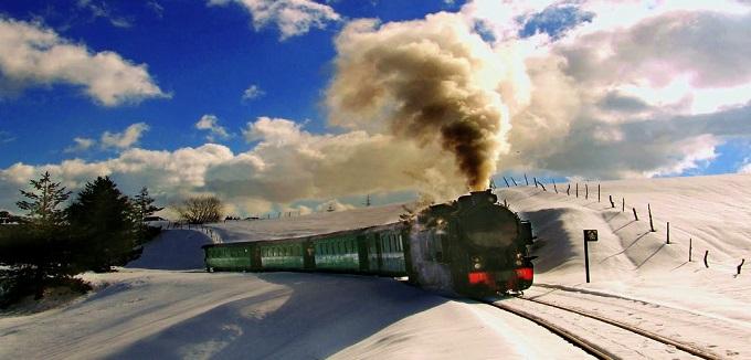 treno a vapore della sila